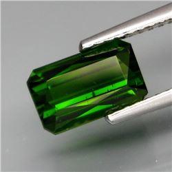 Natural Top Green Tourmaline 2.00 Carats