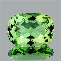 Natural Green Tea Color Amethyst  29.75 Cts - VVS