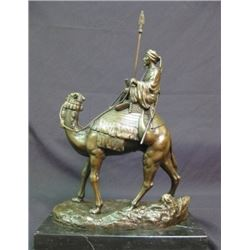 Antique Arab (Muslim) Warrior Sculpture