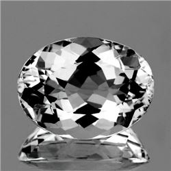 Natural Healing Colorless Quartz (Rock Crystal)13.03 Ct