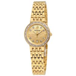Bulova Diamond Ladies Watch