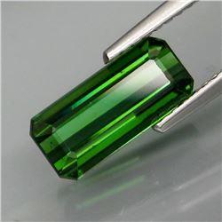 Natural Top Green Tourmaline 2.17 Cts
