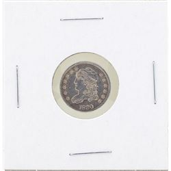 1830 Capped Bust Half Dime Coin