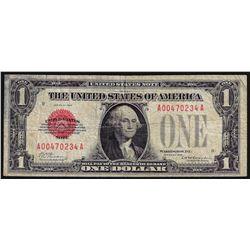 1928 $1 Legal Tender Note