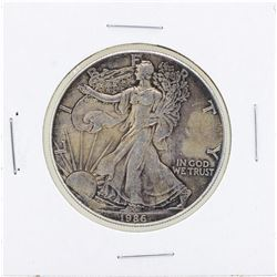 1986 $1 American Silver Eagle Coin