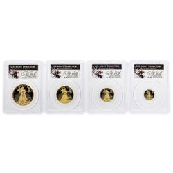 1994-W American Gold Eagle Proof Coin Set Signature Series PCGS PR69DCAM