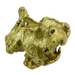 3.42 Gram Australian Gold Nugget