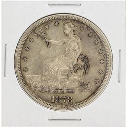 1878-S $1 Trade Silver Dollar Coin