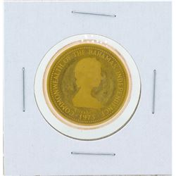 1973 $150 Commonwealth of the Bahamas Gold Coin
