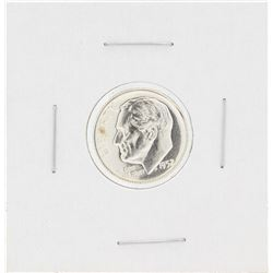 1952 Roosevelt Proof Silver Dime Coin