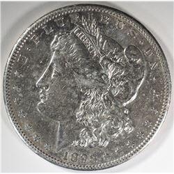 1898-S MORGAN DOLLAR  AU