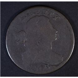 1803 DRAPED BUST LARGE CENT  G/VF