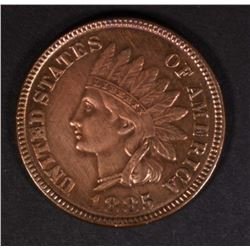 1885 INDIAN CENT CH BU CLEANED