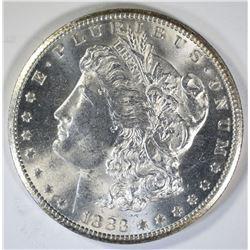 1883-CC MORGAN DOLLAR  GEM BU
