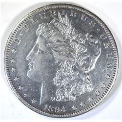 1894-S MORGAN DOLLAR  XF