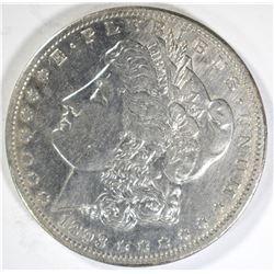 1893-CC MORGAN DOLLAR