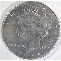 1934 PEACE DOLLAR  VF