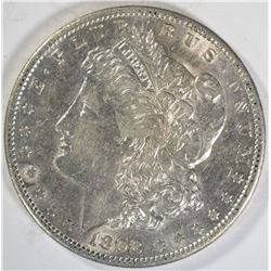 1898-S MORGAN DOLLAR  AU/UNC