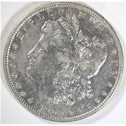 1900-O/CC MORGAN DOLLAR  AU