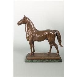 A. Phimister Proctor, bronze
