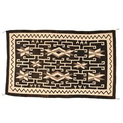 "Navajo Rug, 6' x 3'9"""