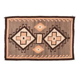 "Navajo Rug, 5'6"" x 3'5"""