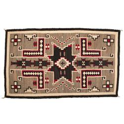 "Navajo Rug, 7'4"" x 4'5"""