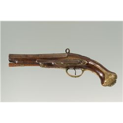 Spanish Miquelet Pistol