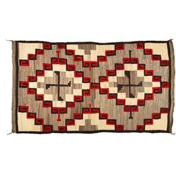 "Navajo Rug, 8'1"" x 4'6"""