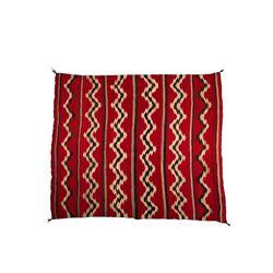 """Navajo Blanket, 6' x 5'1"""""""