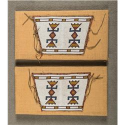"""Sioux Cuffs, 6.75"""" x 11"""""""
