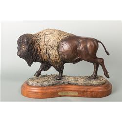 Karl Lansing, bronze