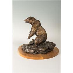 Clark Bronson, bronze