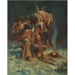 Lyle Tayson, oil on canvas