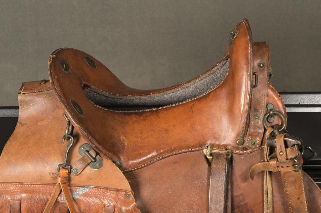 1928 Model McClellan Saddle