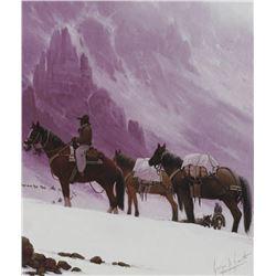 George D. Smith, oil on canvas