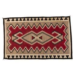 "Navajo Rug, 7'6"" x 4'8"""