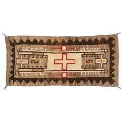 "Navajo Rug, 3' x 6'9"""