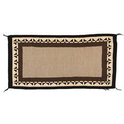 """Navajo Saddle Blanket, 2'5"""" x 4'10"""""""