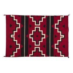 "Navajo Rug, 3'6"" x 5'2"""