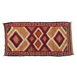 "Navajo Rug, 2'11"" x 5'7"