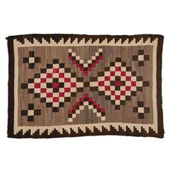 "Navajo Rug, 3'3"" x 4'10"""