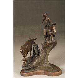 Frank Polk, bronze