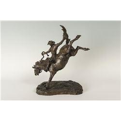 Bob Scriver, bronze