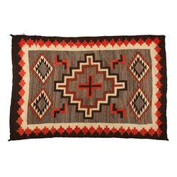 "Navajo Weaving, 4'3"" x 6'5"""