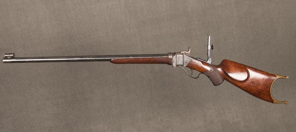 Risultati immagini per 1874 Sharps Rifle