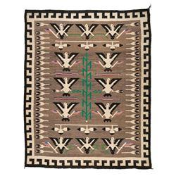 "Navajo Rug, 9'4"" x 7'6"""