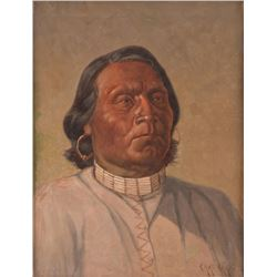 Charles Craig, oil on canvas