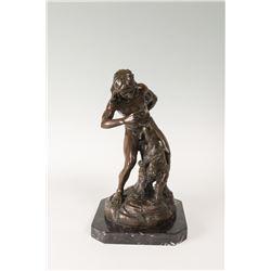 Paul Bartlett, bronze