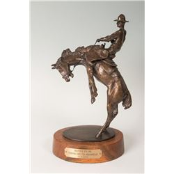 James K. Ralston, bronze